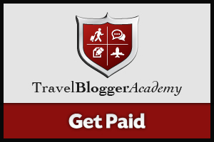 Travel Blogger Academy - Get Paid